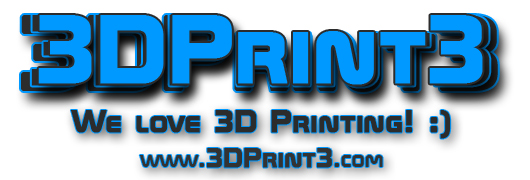 3DPrint3 - We Love 3D Printing!